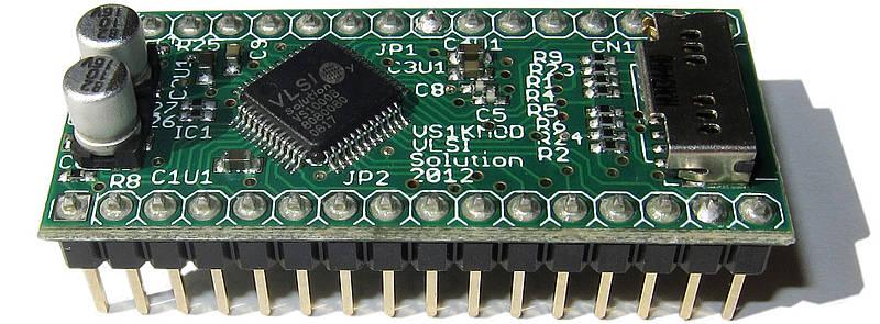 Vlsi Solution Vs1000 Audio Module